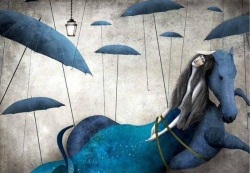7 types d'anxiété : les chevaux de bataille que nous devons contrôler