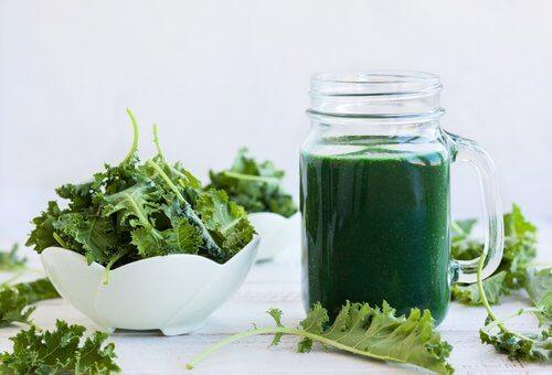 bienfaits de la chlorophylle dans l'alimentation alcaline