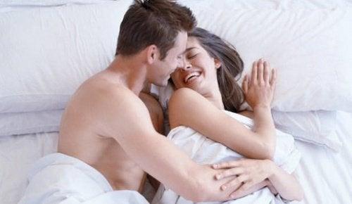 Le sexe est bon pour le vagin.