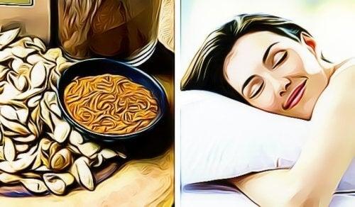 Découvrez les graines de courge pour vous aider à mieux dormir