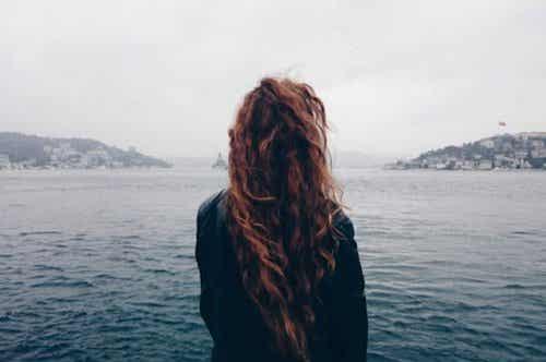 Peu de choses requièrent plus de courage que de lâcher prise