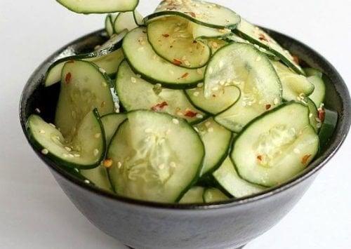 7 bonnes raisons de manger plus de concombre
