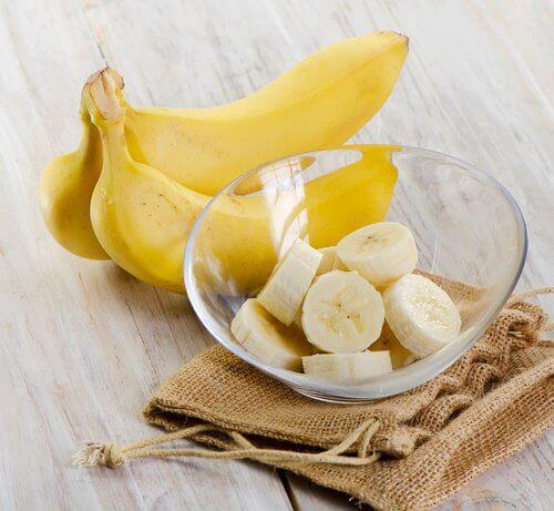 Propriétés de la crème à la banane.