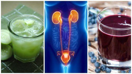 5 boissons médicinales pour combattre l'infection urinaire