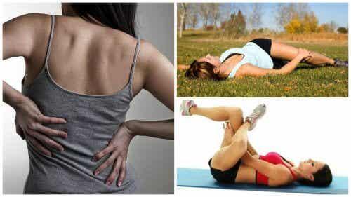 5 étirements pour soulager naturellement les douleurs lombaires
