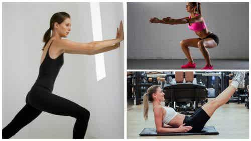 6 manières de renforcer votre corps sans utiliser de machines ou de poids
