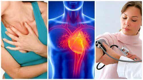 7 complications graves causées par l'hypertension