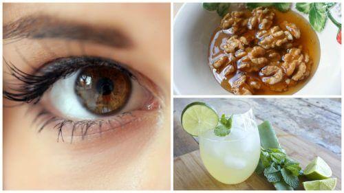 Améliorez votre santé visuelle avec ce remède naturel à l'aloe vera