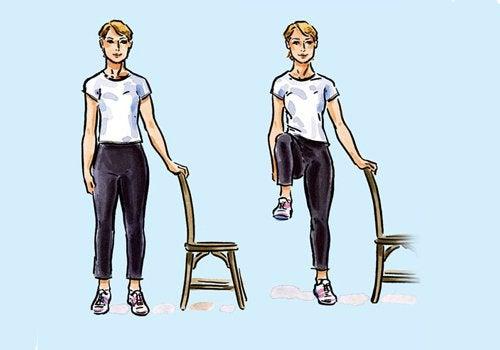 Exercices pour tonifier votre corps.