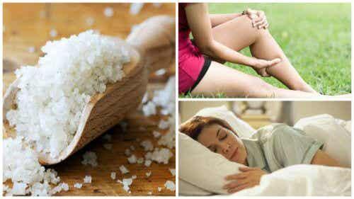 Les 10 bienfaits que le sel marin apporte à votre corps