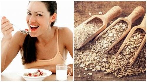 Les 7 aliments pour perdre du poids avec les hydrates de carbones