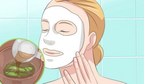 Des masques à l'aloe vera pour tous types de peau