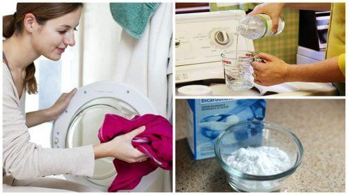 Éliminez les mauvaises odeurs de vos vêtements