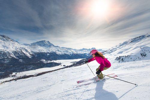 le ski pour prévenir l'infarctus