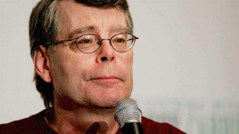 Stephen King, échec du premier livre