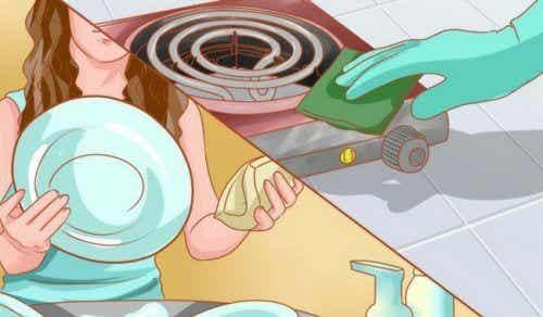 Les risques de trop nettoyer votre maison