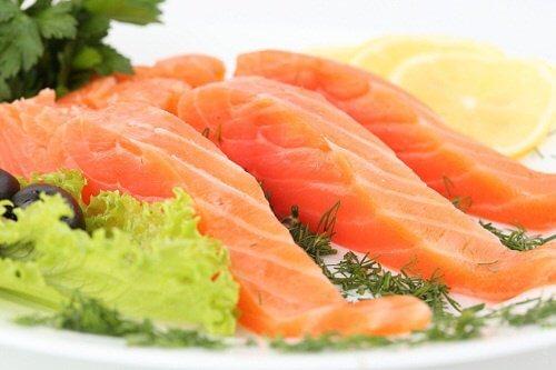 saumon pour lutter contre l'arthrose