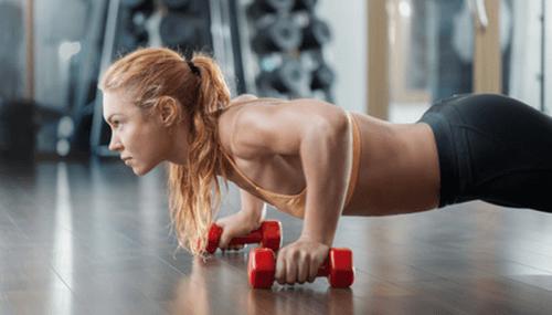 Les graines de chia pour les muscles.