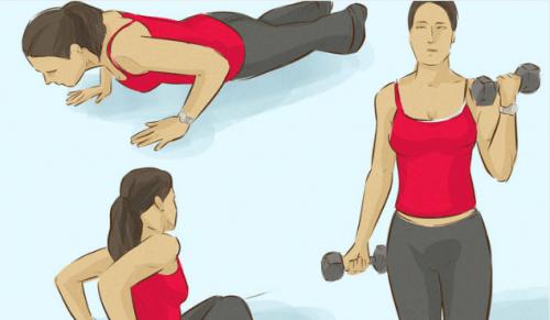 3 exercices pour fortifier les muscles de vos bras