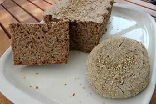 Le pain de seigle : le plus riche en fibres