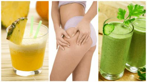 Combattez la rétention de liquides grâce à ces 5 délicieux smoothies diurétiques