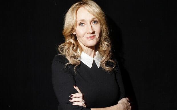 J.K.Rowling, une réussite planétraire après l échec des études