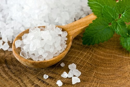 Le sel marin