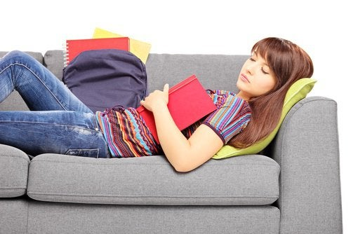 7 moyens de se détendre en rentrant à la maison : sieste
