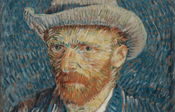 6. Vincent Van Gogh