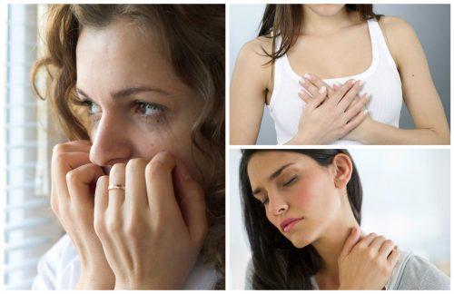 10 signes physiques de l'anxiété
