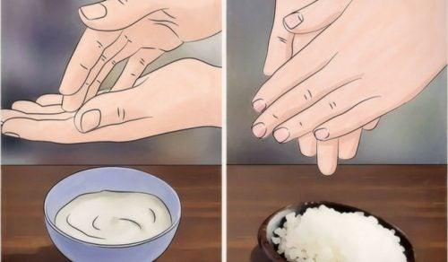 4 recettes naturelles pour des mains douces