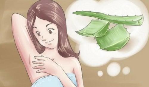 5 types de déodorant naturel pour éliminer les mauvaises odeurs