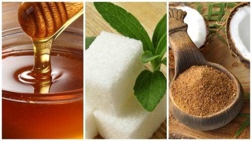5 substituts au sucre que vous apprécierez connaître
