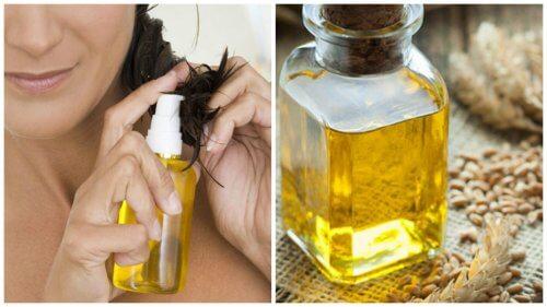 Biokon la force des cheveu le masque pour les cheveux secs