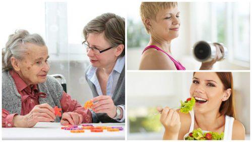 6 bonnes habitudes qui permettent de réduire le risque de démence