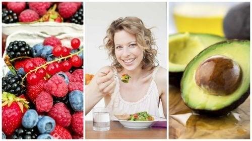 7 aliments contre le vieillissement que vous devriez inclure dans votre alimentation