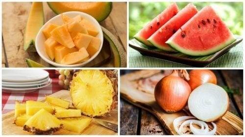 7 aliments diurétiques pour une bonne alimentation - Améliore ta Santé