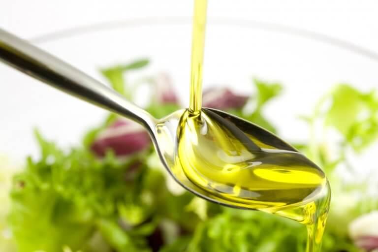 l'huile d'olive pour désenflammer le foie et le pancréas