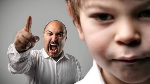 Les erreurs des parents quand les enfants désobéissent