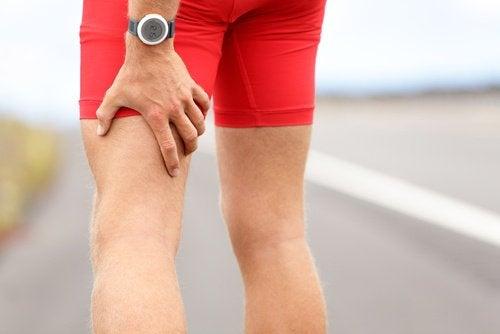 fourmillement dans la jambe
