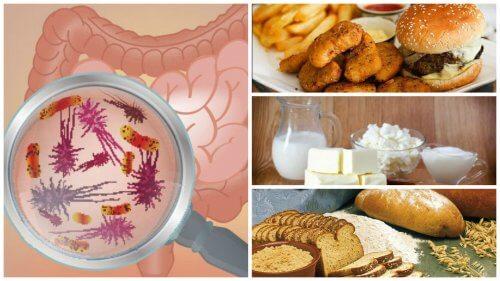 Les 7 aliments qui affectent votre santé intestinale
