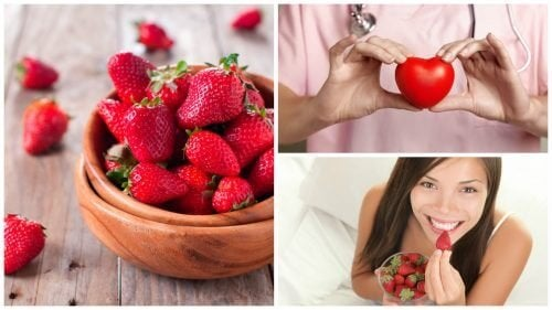 Les 8 bienfaits des fraises pour votre santé