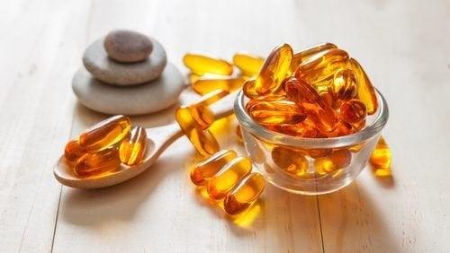Les bienfaits de l'huile de poisson pour la santé