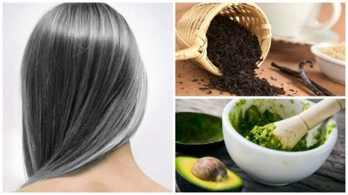 Réduisez l'apparition prématurée des cheveux blancs avec ces 6 remèdes maison