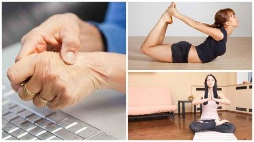 Soulager le syndrome du canal carpien avec 5 exercices de yoga