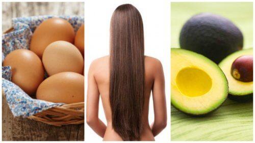 Vous souhaitez accélérer la pousse de vos cheveux ? Incluez ces 8 aliments dans votre alimentation