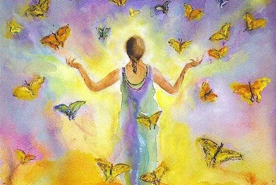 Avoir une âme libre au quotidien.