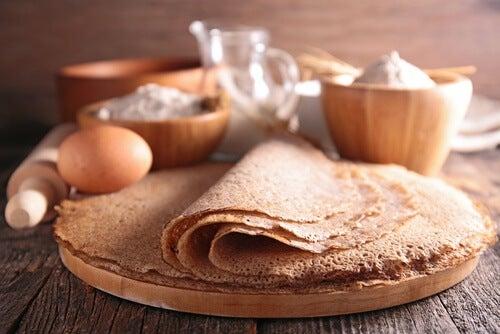 Les tortillas font partie des aliments trop sucrés.