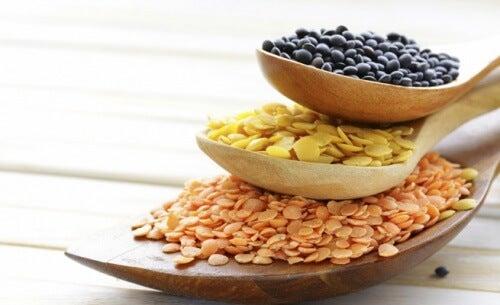 aliments trop sucrés céréales complètes