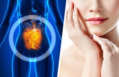 Désintoxiquer les intestins pour avoir une belle peau